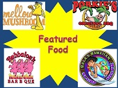 See our list of Featured Food